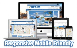 Responsive Websites wordpress sitges