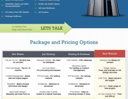 LOW COST WEBSITE HOSTING