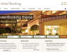 Hotel & Booking Website